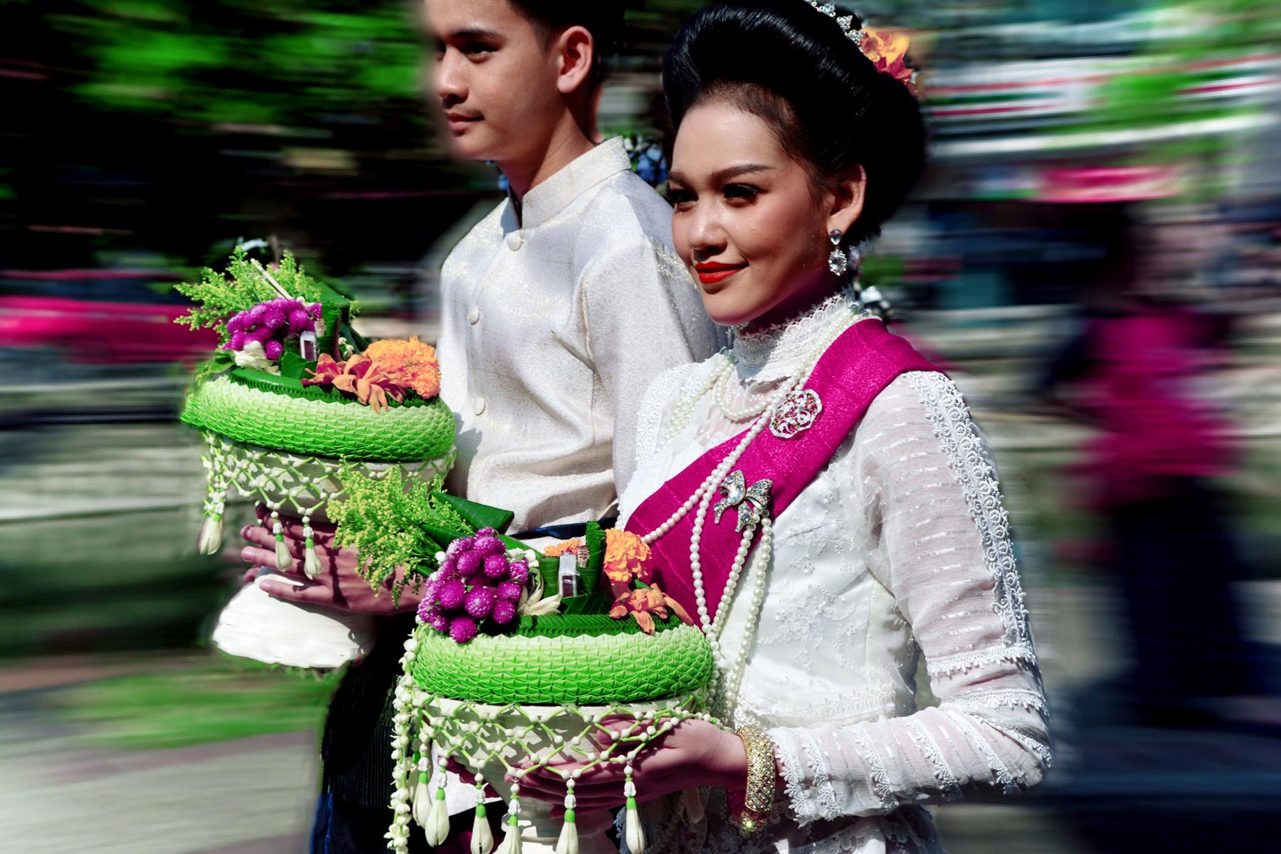 Flower Festival by Bransha Gautier