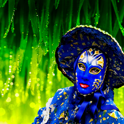 Maskman by Bransha Gautier