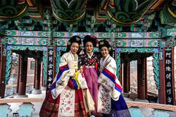 Korean Tradition by Bransha Gautier