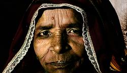 Lady in Pilani by Bransha Gautier