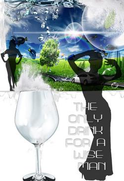 H2o Designed by Bransha Gautier