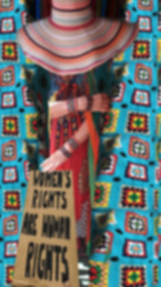 women's rights are human rights bransha