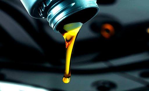Замена масла в ДВС (куплено не в ТСК)