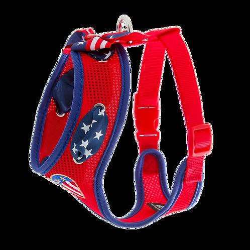 Sammy  Patriotic Harness