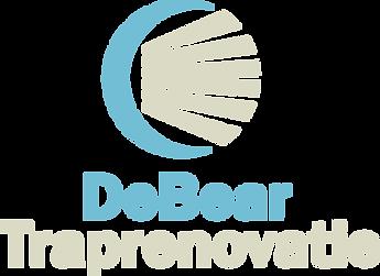 DeBear Traprenovatie logo