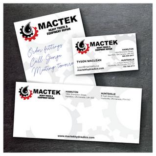 Mactek Stationary