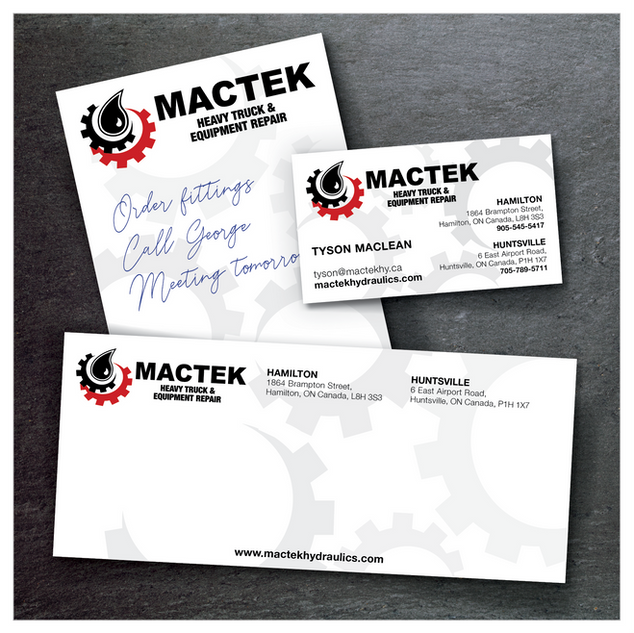 Mactek Stationary