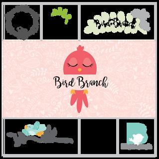 Bird Branch Logo Design