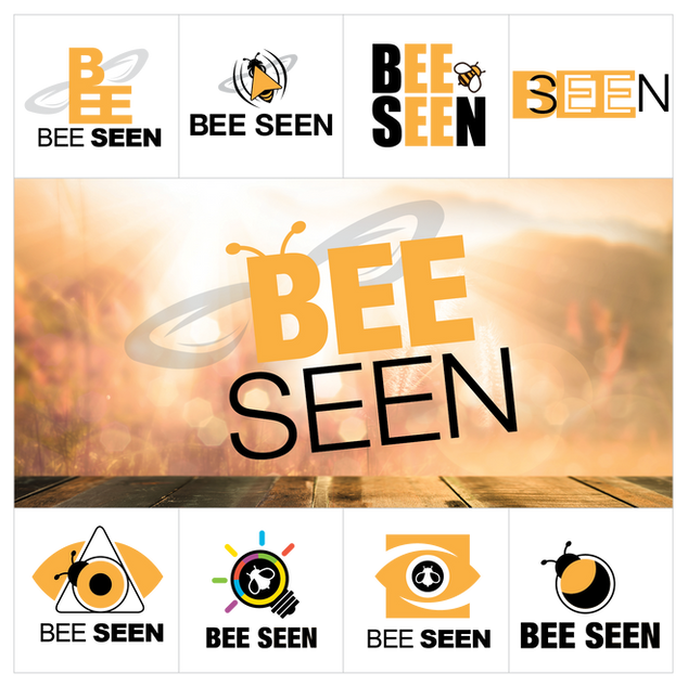 Bee Seen Logo