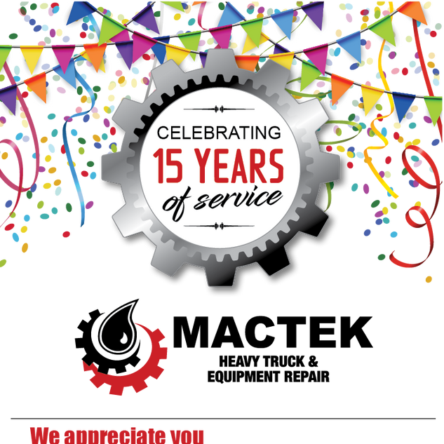 Mactek 15 Years Email Marketing