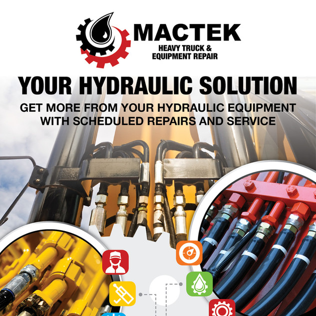 Mactek Hydraulic Email Marketing