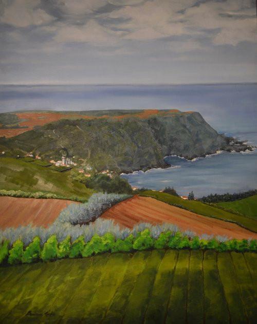 Tea Plantation in the Azores