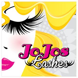 JoJos Lashes Logo Design