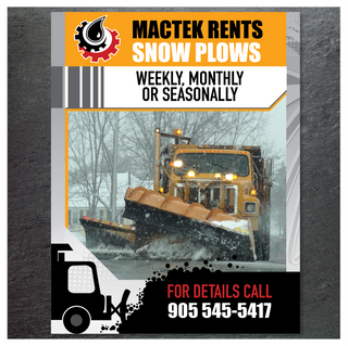 Mactek Rents Flyer