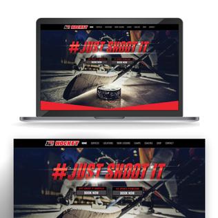 JSI Website Design WWW.JSIHOCKEY.COM