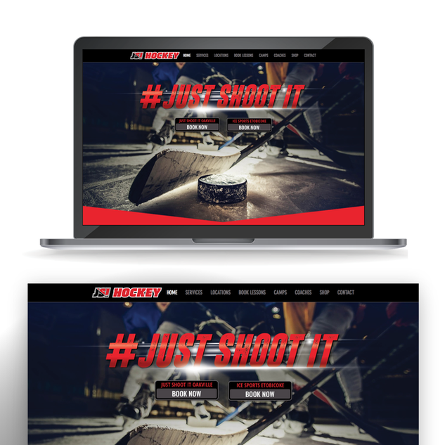 JSI Website Design WWW.JSIHOCKEY.COM