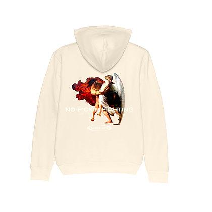NoF*ckin — Natural Raw Sweatshirt