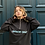 Thumbnail: Duality —Black Zip Sweatshirt