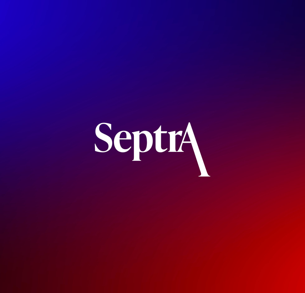 Septra logo by Space One Studio