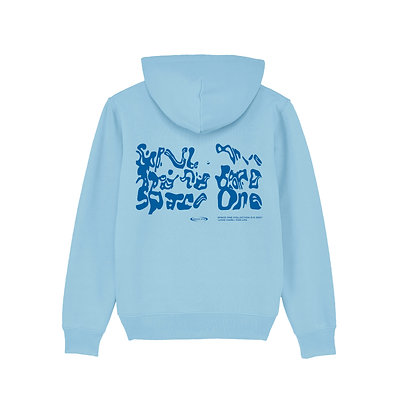 Liquid —Blue Sweatshirt