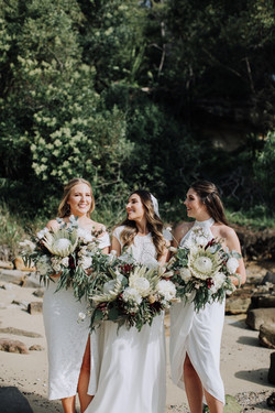 boho wedding flowers