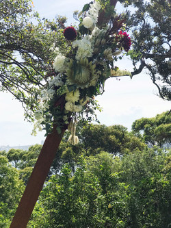 wedding flowers athol hall