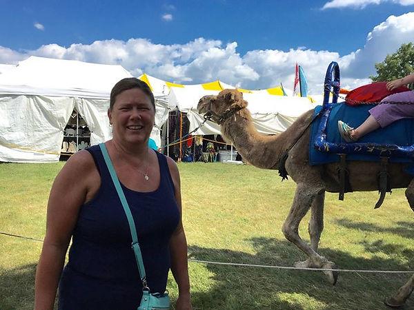 My favorite camel herder!
