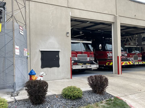 We installed this Safe Haven at the Bluffton Fire Department