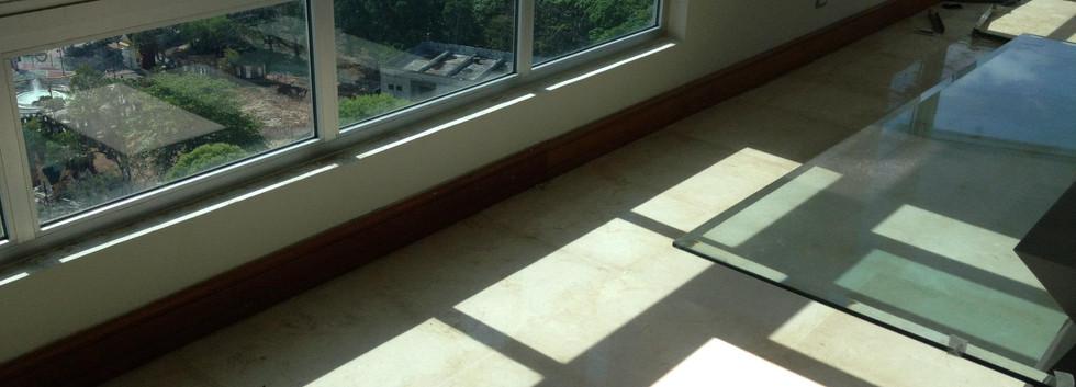 Laminado rechazo calor 3M Prestige en residencial privada La Esperilla