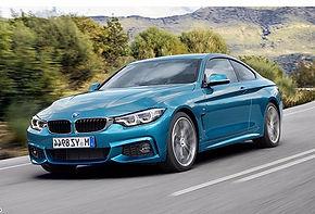 BMW M4 con Huper Optik Xtreme