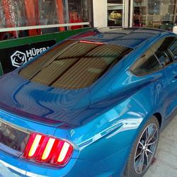 Laminado Performa Ceramic IR Plus en Ford Mustang