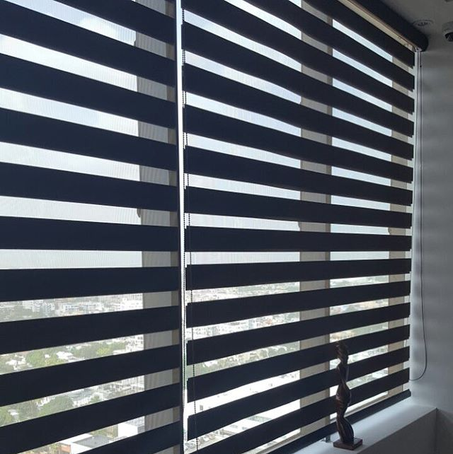 Cortinas Neolux proyecto Blue Mall