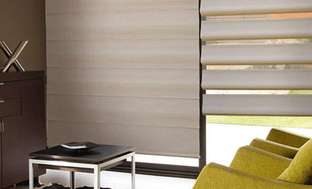 Cortinas Vertilux Romantic Capriccio
