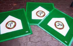 Alfombra 3M Nomad promocional logo presidente