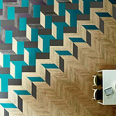 Piso Patcraft Mixed Materials