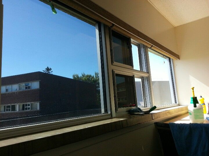 Laminado 3M Night Vision 15 en ventana exterior
