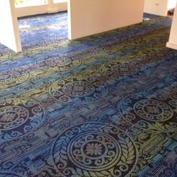 Instalación alfombra Interface Axtiles C