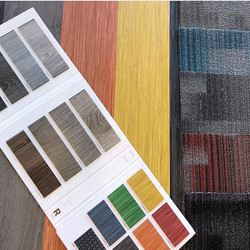 Colorido versátil, maderas con brillo  y