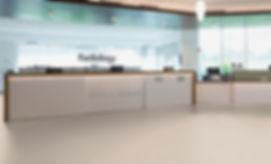 Tarkett homogeneous vinyl floors