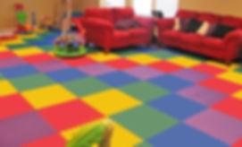 EVA Rubber mats for kids