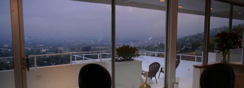 Laminado 3M Night Vision 25 en terraza