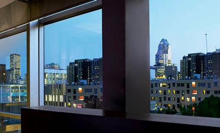 Laminado 3M Night Vision en apartamento