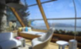 Laminado 3M Prestige en terraza