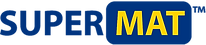 Alfombras y tapetes Supermat logo