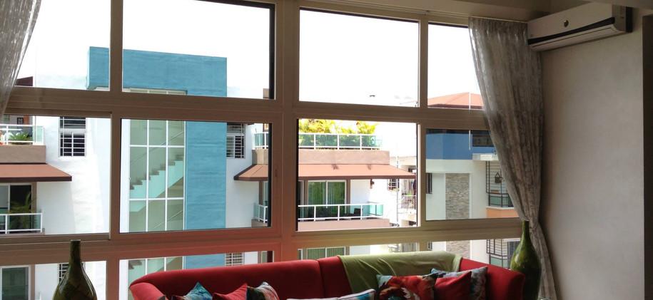 Laminado Huper Optik Ceramic 50 en apartamento en El Millon, Santo Domingo
