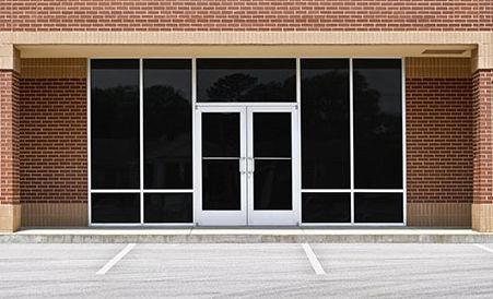 Laminado Edge Carbon Crystalline instalado en fachada