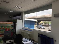 Laminado Cerámico Huper Optik para el calor en tienda Rica, John F. Kennedy, Santo Domingo