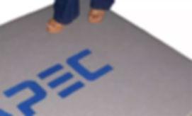 Supermat entrance logo mats