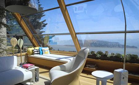 Laminados de cristales 3M en terraza