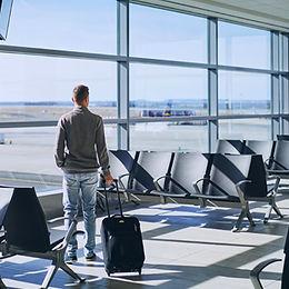 Laminado Performa Ceramic 70 en terminal de aeropuerto